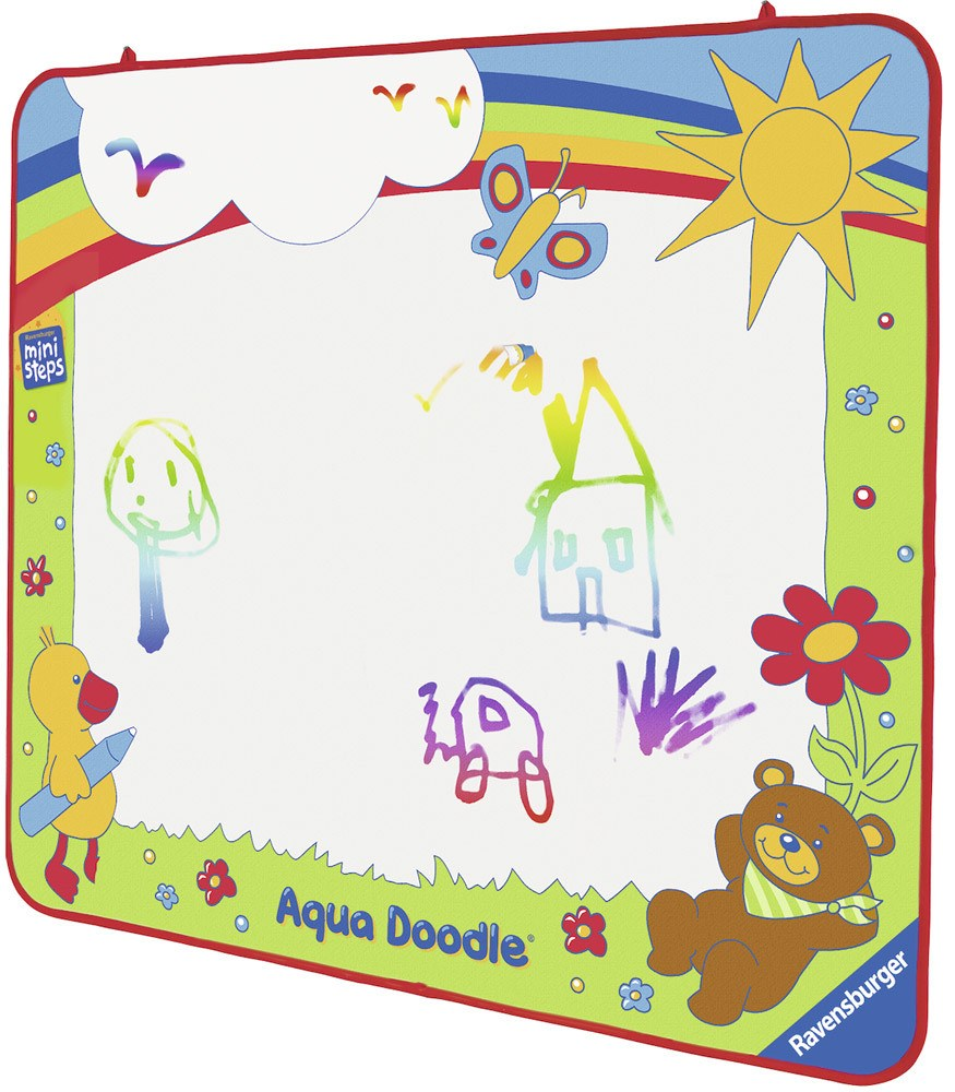 ravensburger ministeps® aqua doodle® xxl color » malbücher