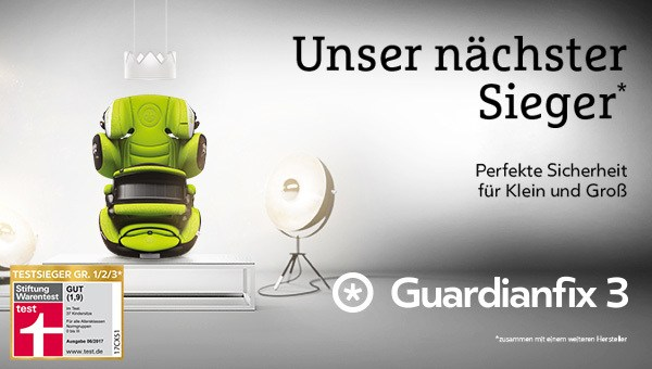 kiddy Kindersitz Guardianfix 3