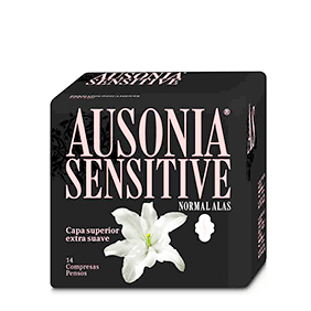 pensos Ausonia Sensitive