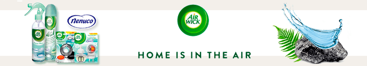 banner Air Wick