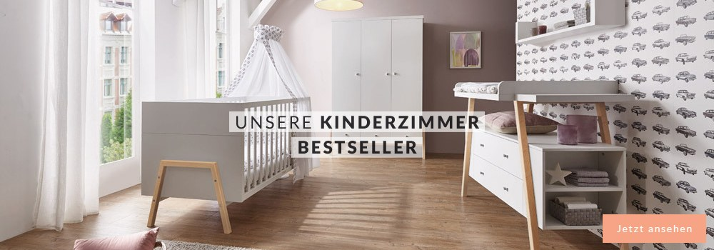 Kinderzimmer Holy Nature