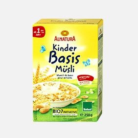 Alnatura Kinder Basis Müsli