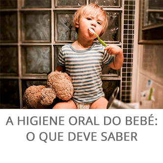 Higiene oral do bebe
