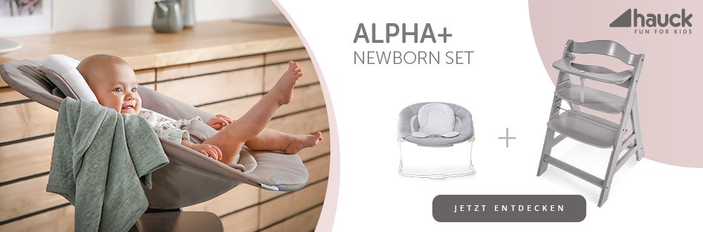 Alpha + Newborn Set