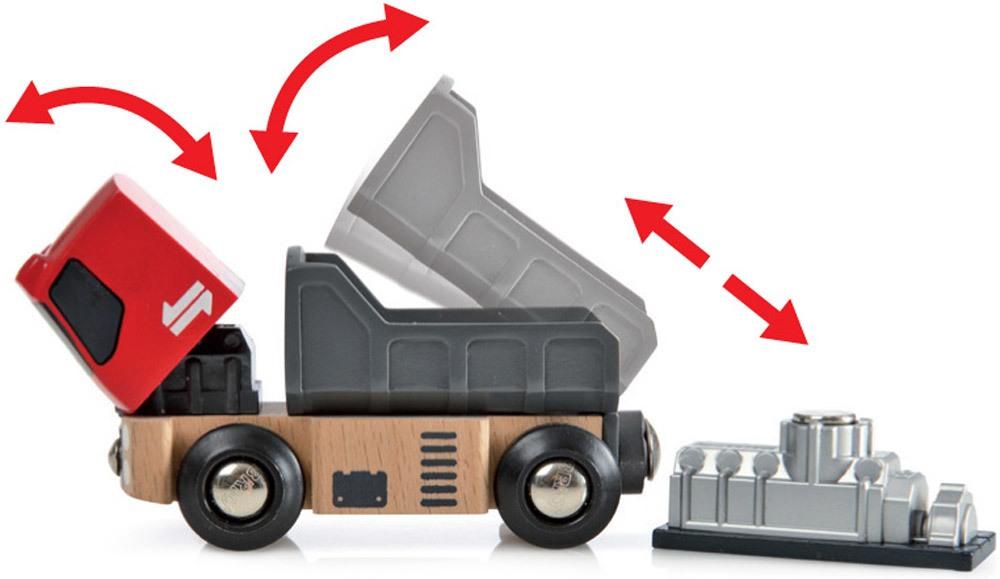 brio strassen schienen bahn set holzeisenbahn jetzt online kaufen. Black Bedroom Furniture Sets. Home Design Ideas