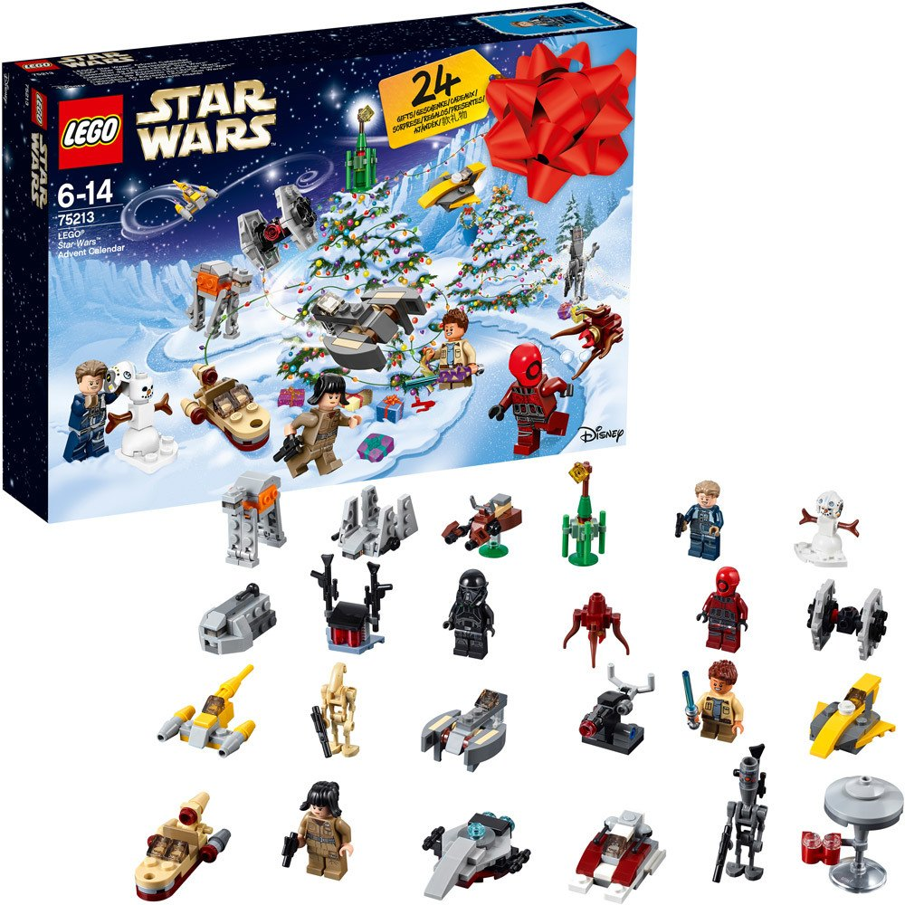 Lego Star Wars 75213 Adventskalender Lego Jetzt Online