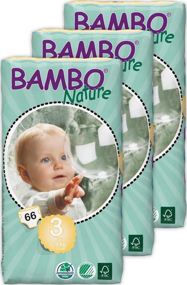 Bambo Nature Windeln » Babywindeln - Jetzt online kaufen