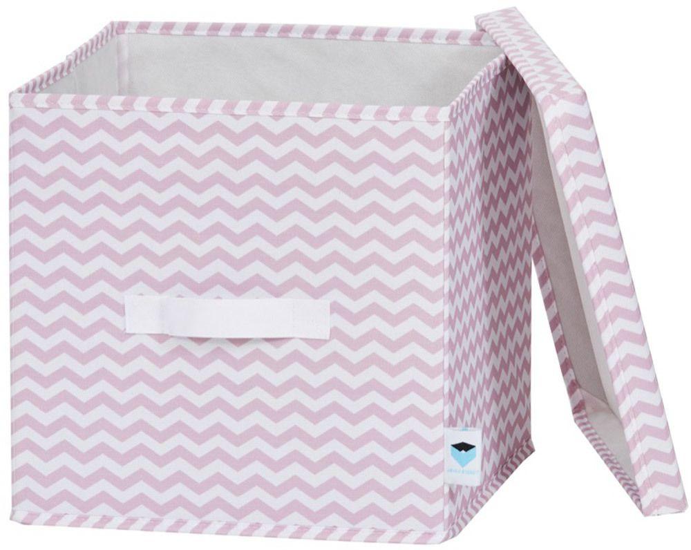 store it ordnungsbox mit deckel chevron aufbewahrungsboxen jetzt online kaufen. Black Bedroom Furniture Sets. Home Design Ideas