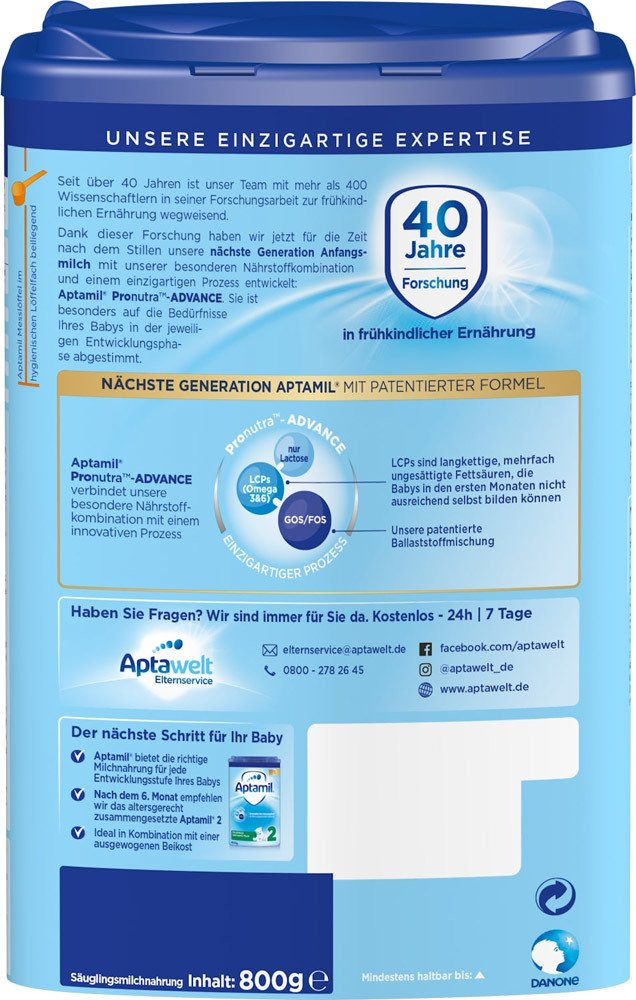 aptamil pronutra pre 1 2 3 schnell einfach online bestellen. Black Bedroom Furniture Sets. Home Design Ideas