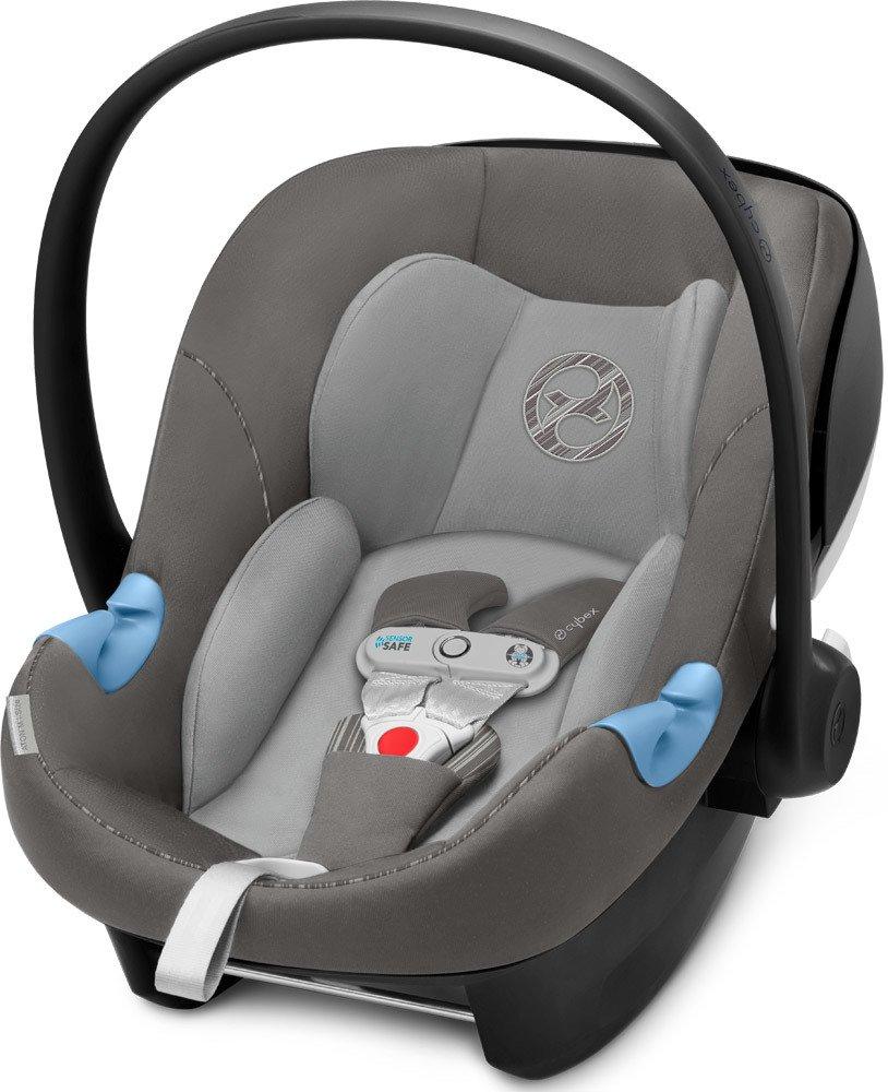 cybex aton m i size inkl sensorsafe babyschale isofix jetzt online kaufen. Black Bedroom Furniture Sets. Home Design Ideas