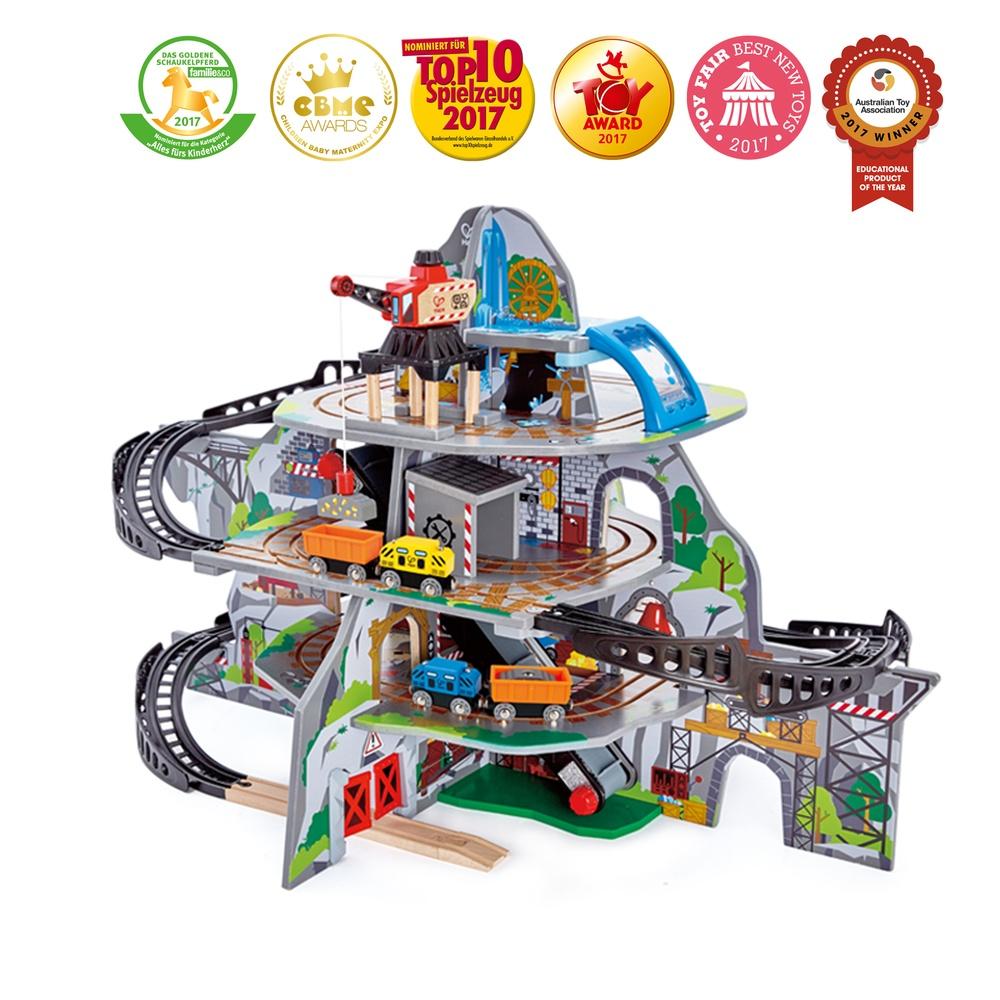 Hape Riesige Bergmine   Spielzeugeisenbahn-Sets - Jetzt online kaufen