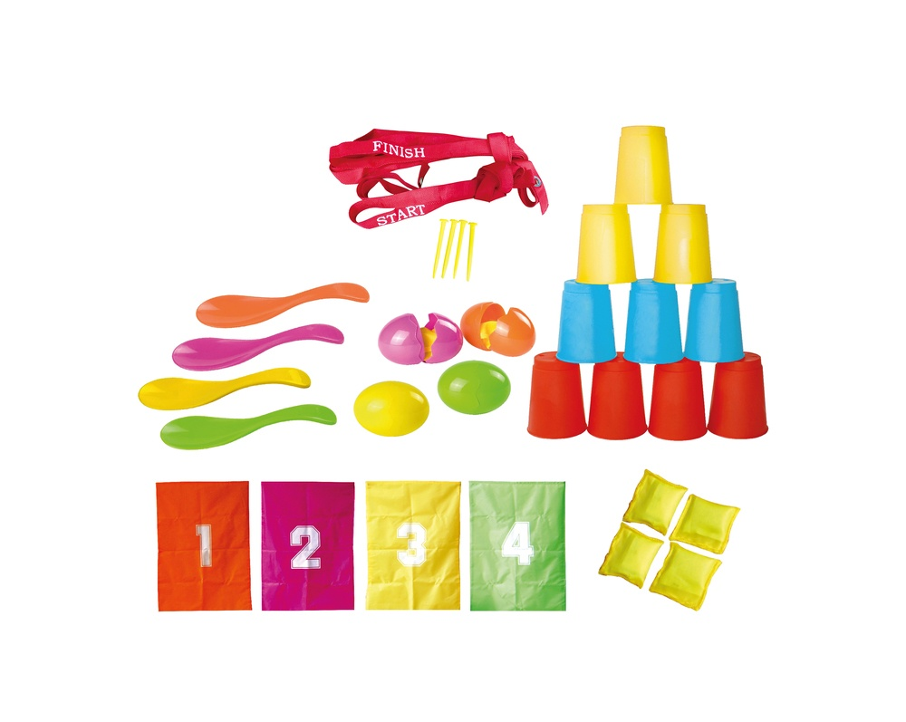 KNORRTOYS Party Set   Gartenspiele - Jetzt online kaufen