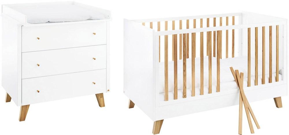 pinolino babyzimmer pan babyzimmer 2 teilig jetzt online kaufen. Black Bedroom Furniture Sets. Home Design Ideas