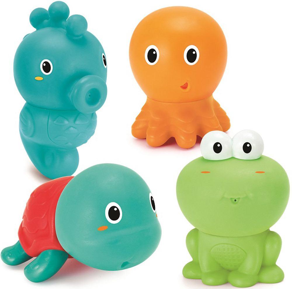 Infantino Sensory Badespaß   Badewannenspielzeug - Jetzt online kaufen