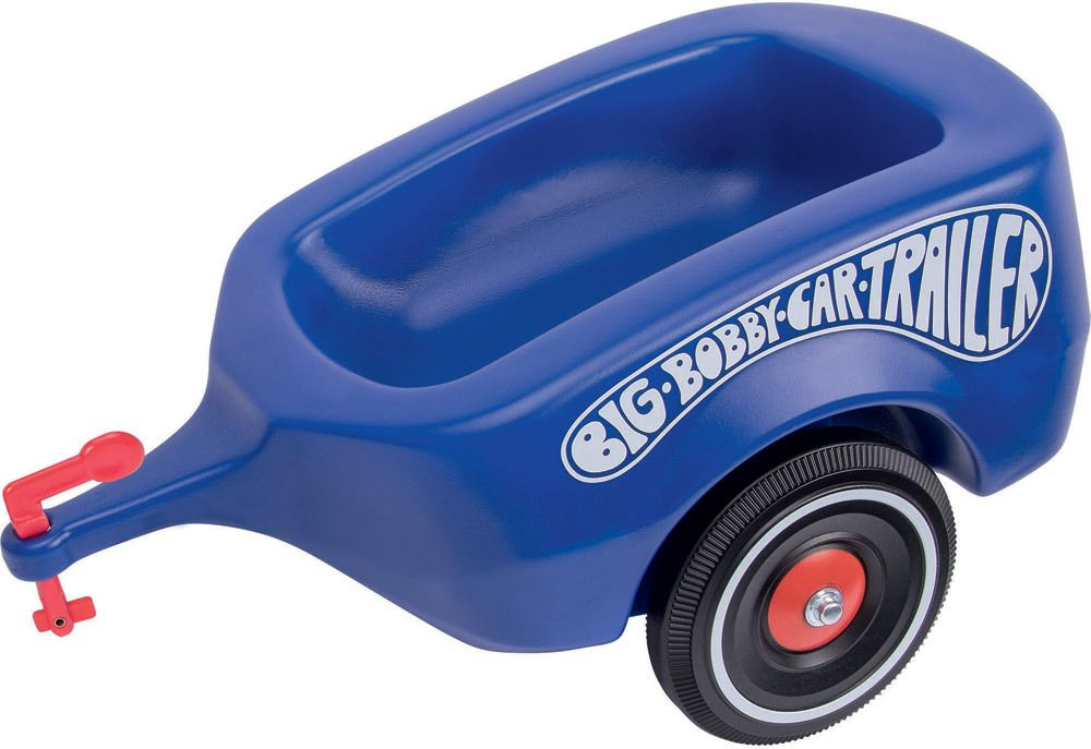 big bobby car anh nger royalblau bobby car jetzt. Black Bedroom Furniture Sets. Home Design Ideas