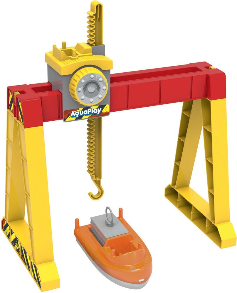BIG AquaPlay Container&Krane Set    - Jetzt online kaufen