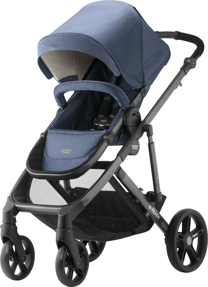 NEED! Britax Travel System! Looks compact enough not to be ...