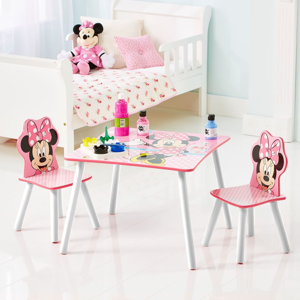 worlds apart kindersitzgruppe mickey minnie mouse. Black Bedroom Furniture Sets. Home Design Ideas