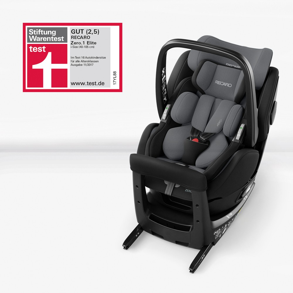 recaro zero 1 i size elite autokindersitz jetzt online kaufen. Black Bedroom Furniture Sets. Home Design Ideas