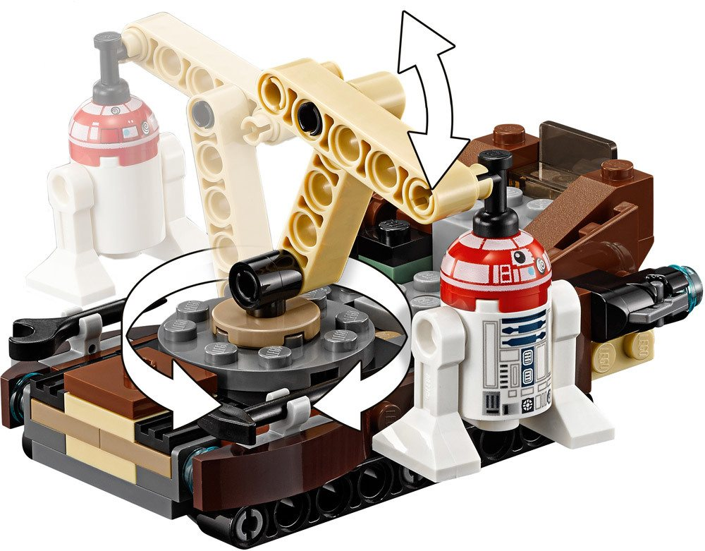 lego star wars tatooine battle pack lego jetzt online kaufen. Black Bedroom Furniture Sets. Home Design Ideas