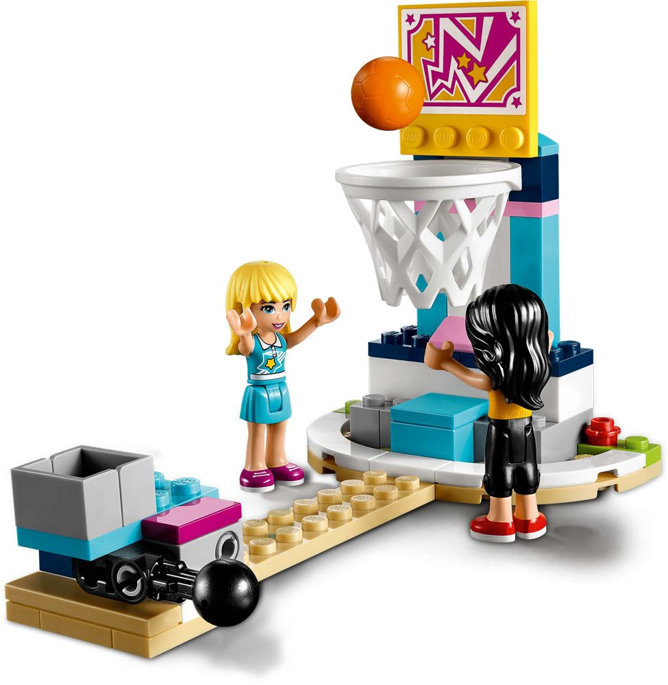 lego friends stephanies sportstadion lego jetzt online kaufen. Black Bedroom Furniture Sets. Home Design Ideas