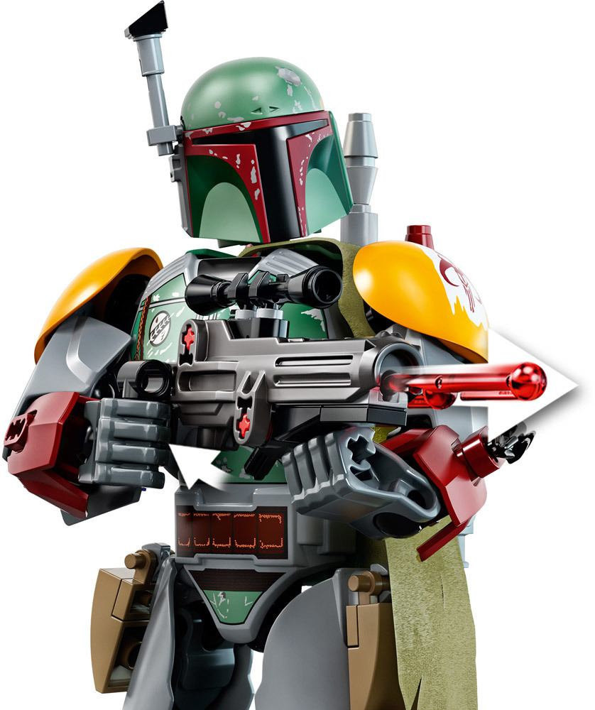 lego star wars boba fett lego jetzt online kaufen. Black Bedroom Furniture Sets. Home Design Ideas