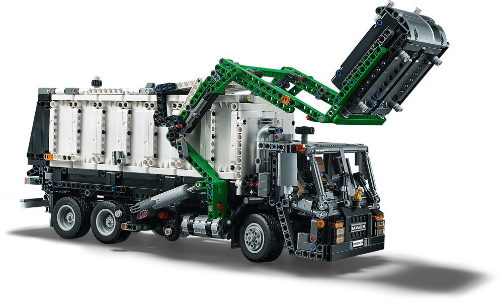 lego technic mack anthem lego jetzt online kaufen. Black Bedroom Furniture Sets. Home Design Ideas
