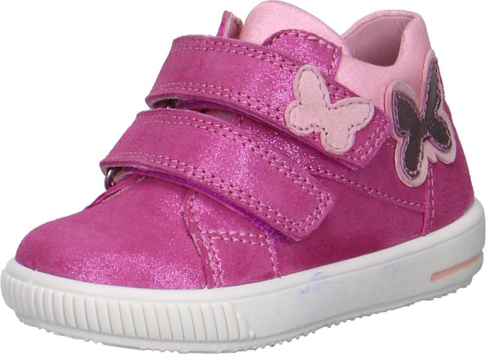 sports shoes f808e 676ec superfit Halbschuhe Moppy - Schmetterlinge » - Jetzt online kaufen |  windeln.de