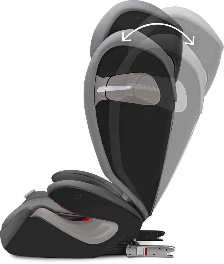 cybex solution s fix isofix kindersitz jetzt online. Black Bedroom Furniture Sets. Home Design Ideas