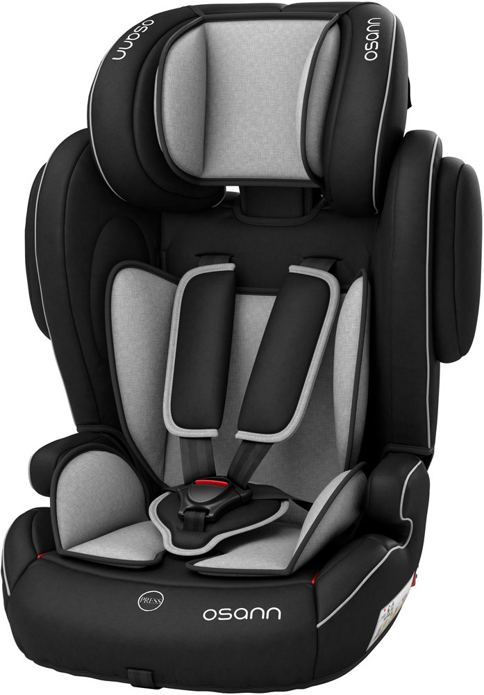 osann flux isofix autokindersitz jetzt online kaufen. Black Bedroom Furniture Sets. Home Design Ideas