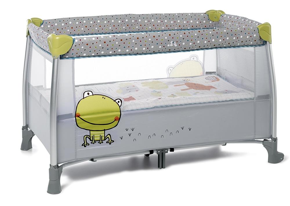 berceau de voyage duo level alu avec peluches jan 0m acheter maintenant en ligne. Black Bedroom Furniture Sets. Home Design Ideas