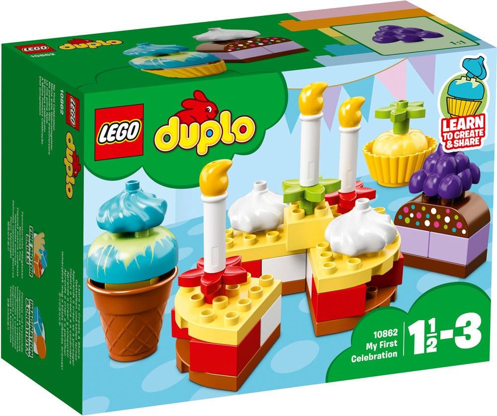 Ma Première Fête Danniversaire Lego 18m Acheter Maintenant En Ligne Bebitusfr