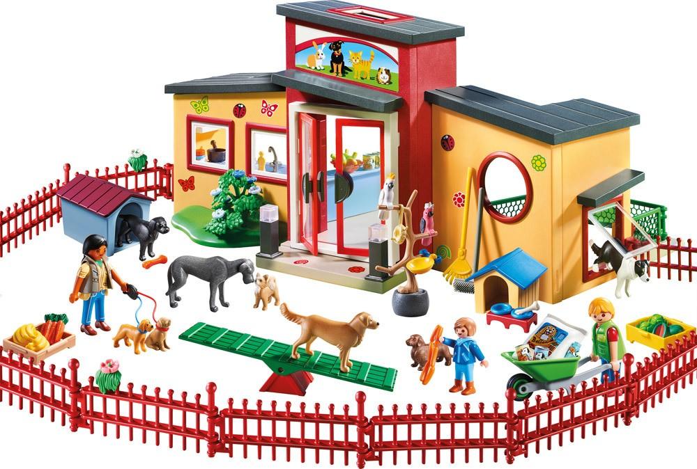 Playmobil Tierhotel \