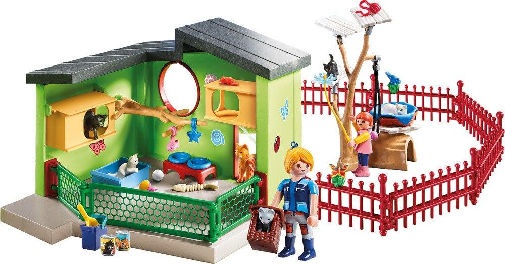 Playmobil Katzenpension » PLAYMOBIL® City Life - Jetzt online kaufen ...