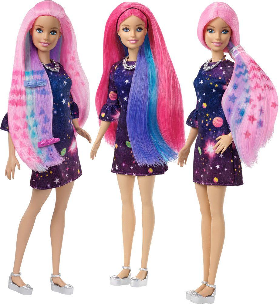 barbie haarfarben spa puppe barbiepuppen jetzt online. Black Bedroom Furniture Sets. Home Design Ideas