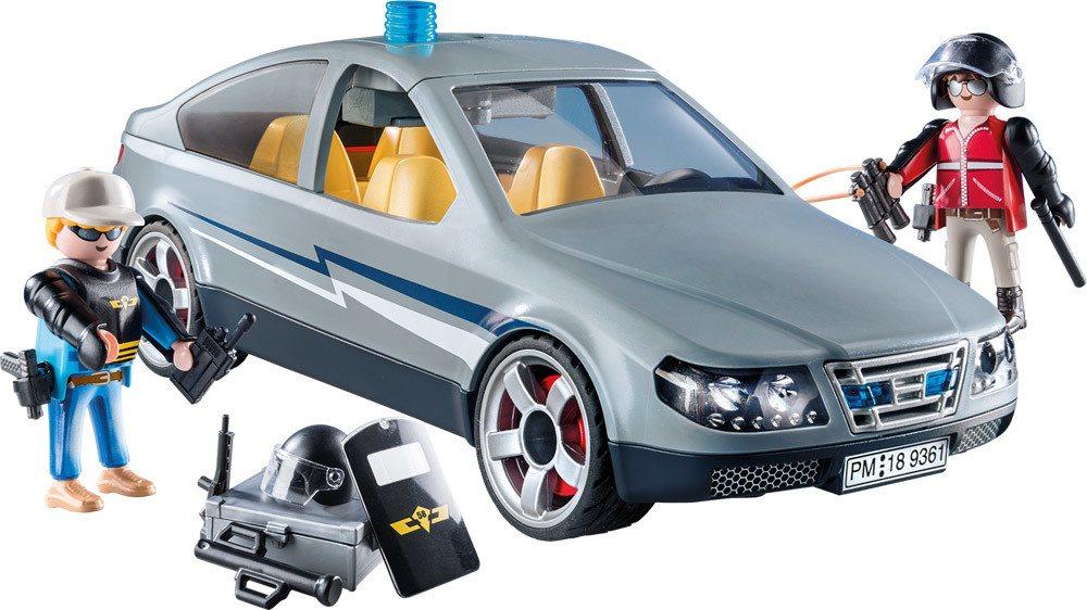 Playmobil SEK-Zivilfahrzeug   PLAYMOBIL® - Jetzt online kaufen