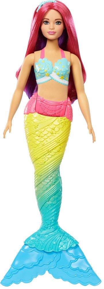 barbie dreamtopia regenbogen meerjungfrau barbiepuppen jetzt online kaufen. Black Bedroom Furniture Sets. Home Design Ideas