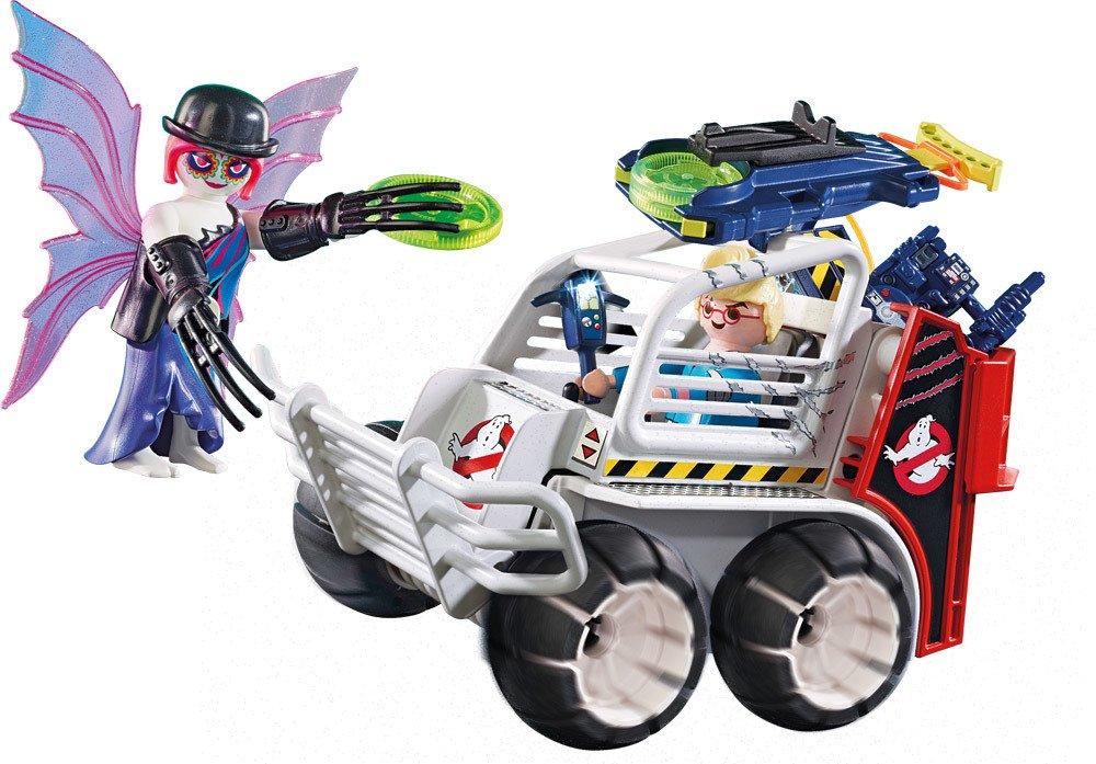 Playmobil Spengler mit Käfigfahrzeug   PLAYMOBIL® - Jetzt online kaufen
