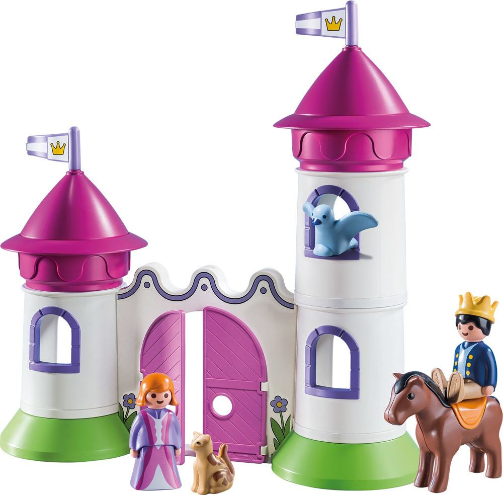 Playmobil Ausmalbilder Villa : Fantastisch Playmobil Luxusvilla Kinderzimmer Fotos