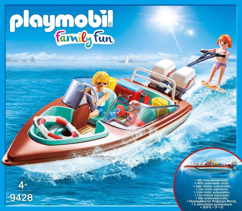 Playmobil Motorboot Mit Unterwassermotor Playmobil Jetzt Online