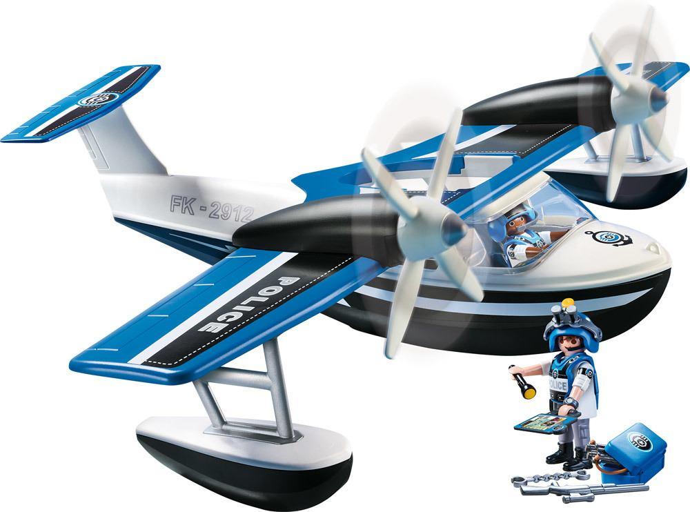 Playmobil Polizei-Wasserflugzeug » PLAYMOBIL® - Jetzt online kaufen ...