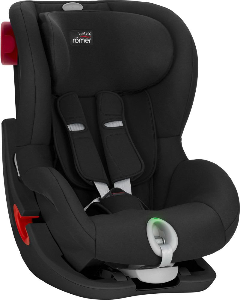 britax r mer king ii ls black series autokindersitz. Black Bedroom Furniture Sets. Home Design Ideas