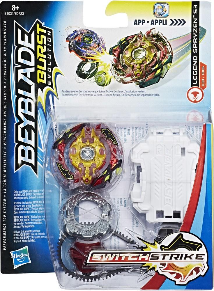 Hasbro Beyblade Burst Switch Strike Starter Pack