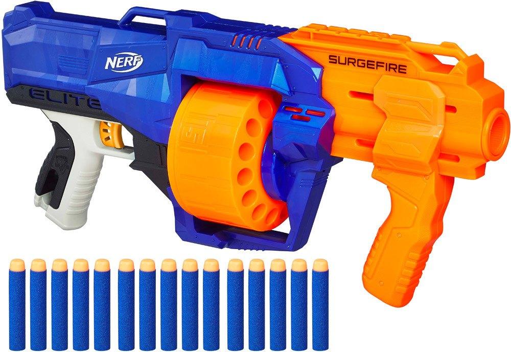 Nerf N-Strike Elite Surgefire   Nerf - Jetzt online kaufen