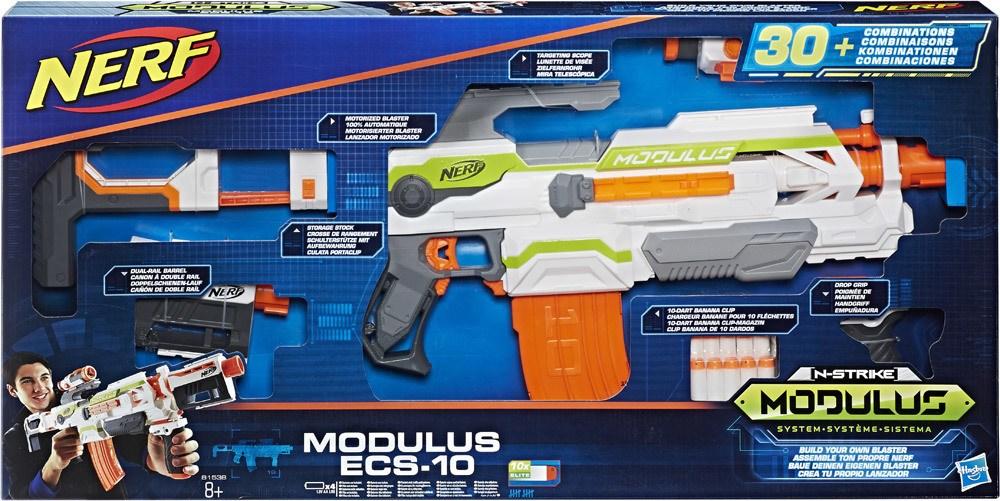 ... Nerf N-Strike Modulus ECS-10. in den Warenkorb