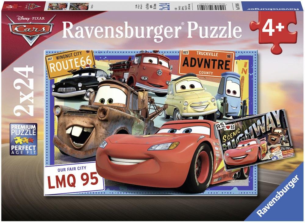 Ravensburger Puzzle Disney Cars Klassische Puzzle Jetzt Online