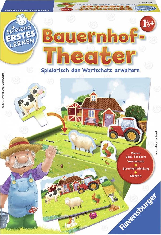 Ravensburger Spielen und Lernen Bauernhof-Theater   Brettspiele - Jetzt online kaufen