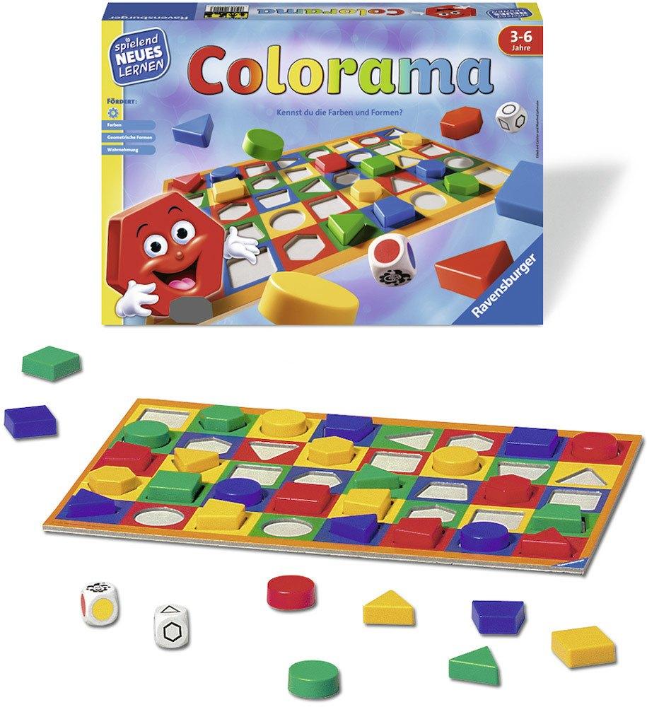 Ravensburger Spielen und Lernen Farbeama   Brettspiele - Jetzt online kaufen