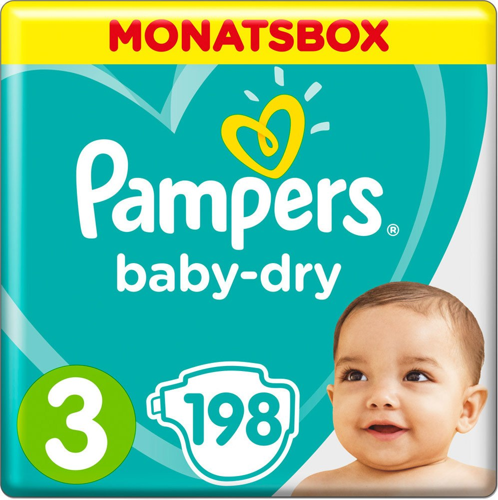 11d2fac183 Pampers Baby Dry Windeln 2/3/4/5/6/7/8 » Jetzt kaufen   windeln.de