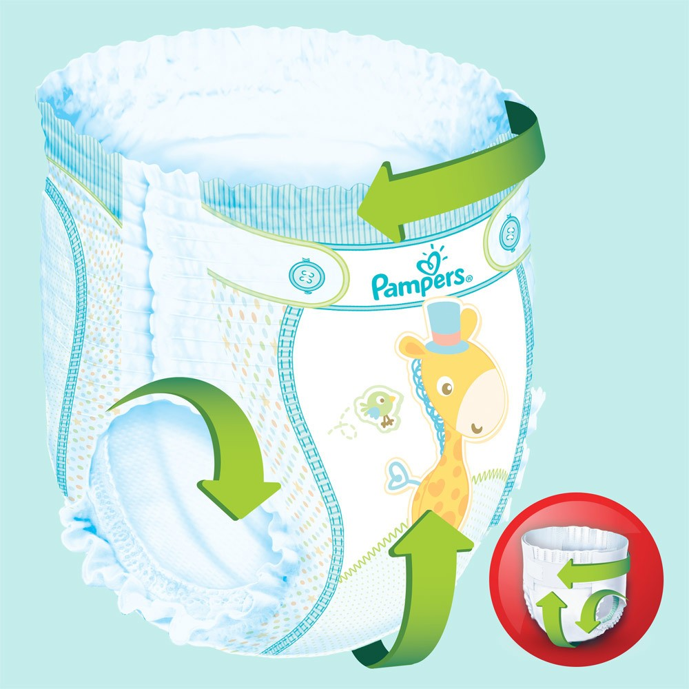pampers baby dry pants babywindeln jetzt online kaufen. Black Bedroom Furniture Sets. Home Design Ideas